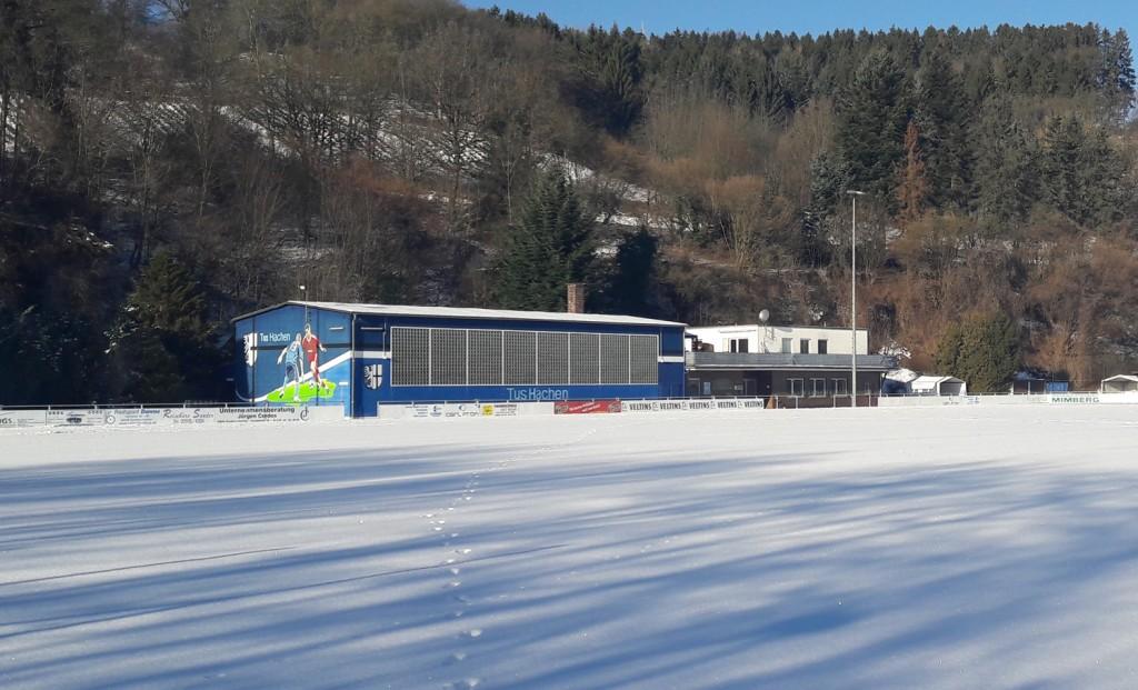 Testspiel gegen den SSV Allendorf fällt aus