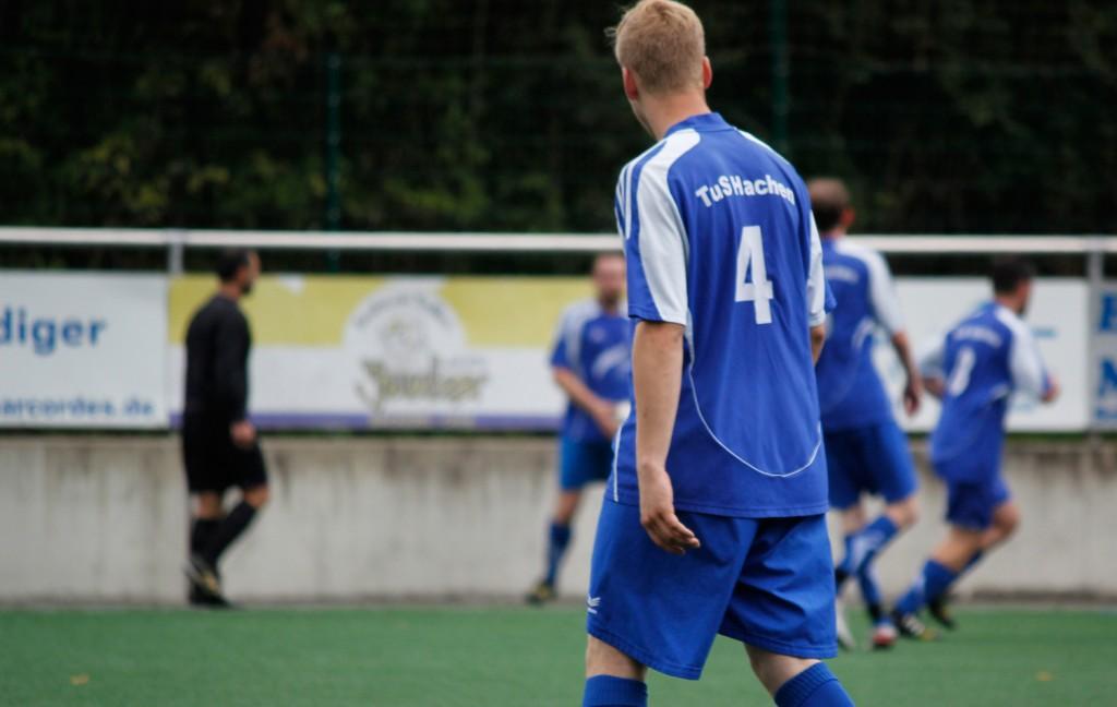 TuS Hachen spielt Unentschieden gegen Türkiyemspor Neheim-Hüsten