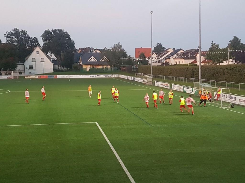 Altherren spielen Unentschieden gegen den TuS Müschede