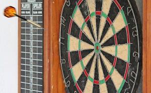 Dart-Turnier im neuen Jahr beim TuS Hachen