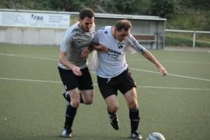 Ü32 spielte bei den Kleinfeld-Stadtmeisterschaft in Allendorf
