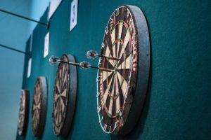 Über 70 Anmeldungen beim Drei-Königs-Dart-Turnier