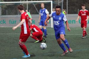 Knappe 2:3-Niederlage gegen die SG Herdringen/Müschede