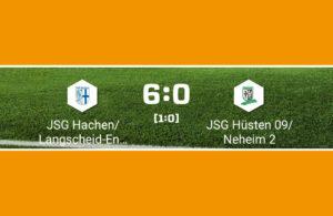 A-Jugend mit Kantersieg im 2. Saisonspiel Tabellenführer