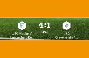 Jakob Kaiser mit Viererpack – A-Jugend gewinnt im Pokal mit 4:1